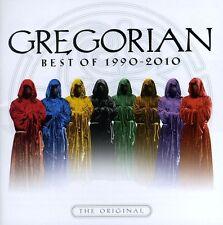 Gregorian - Best of Gregorian 1990-11 [New CD] Germany - Import