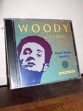 Chain Gang Special by Woody Guthrie (CD, 2003, Grammercy Records,NEW)