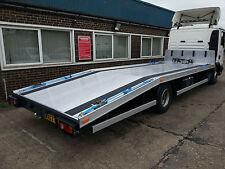 MAN 7.5t Recovery Car Transporter Truck Aluminium Body