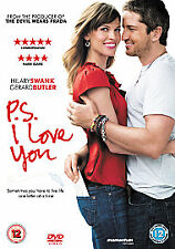 P.S. I Love You [2008] (DVD), New and Sealed, Region 2, FREEPOST.
