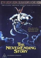 The Never Ending Story (DVD, 2004)