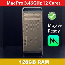 Mac Pro | 3.46Ghz 12-Cores | 128GB RAM |  2TB HDD | GTX680 4GB Mojave Ready