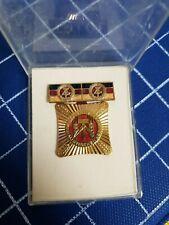 Enamel order medal  DDR East Germany Deutschland Democratic Republic