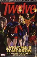 The Twelve Complete Series HC, Marvel, Brand New, Michael Straczynski, Rockman