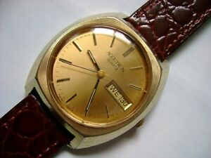 VINTAGE BULOVA ACCUTRON RUN AND KEEP TIME