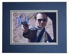 Christian Slater Signed Autograph 10x8 photo display Broken Arrow Film COA