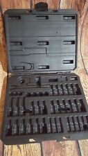 Case Only! Craftsman 42 pc. Sockets and Ratchet Wrench Set Tool Case - NEW -