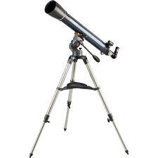 Celestron AstroMaster-90 AZ 90mm 3.5 90mm Refractor Telescope Kit, London