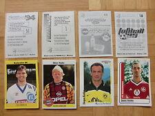 Panini Sticker Fussball Bundesliga 94, 95, 98, 99 // 20 Stück wählen