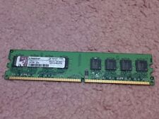 Kingston 1 Go 2Rx8 PC2 - 5300U 555 - 12-E1 Desktop RAM