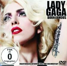 Lady Gaga : Born Famous CD ***NEW*** Interview Biography CD