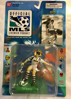 Tab Ramos Official MLS Action Figure & Trading Card (by Ban Dai)