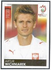 PANINI EURO 2008- #248-POLSKA-POLAND-ARTUR WICHNIAREK