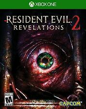 Resident Evil Revelations 2 -Microsoft xbox One  New