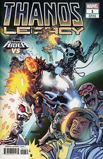 Thanos Legacy #1 Ghost Rider Johnson Variant Marvel Comic 1st Print 2018  NM