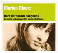 MARION MAERZ - BURT BACHARACH SONGBOOK  CD NEU