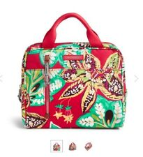 NWT Vera Bradley Lighten Up Lunch Cooler Bag in Rumba  Fast Shipping