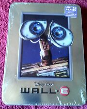 Disney & Pixar's Wall-E DVD in Collectible Tin (New Factory Sealed)