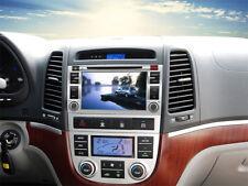 AUTORADIO HYUNDAI SANTA FE NAVIGATORE GPS DVD USB SD MP3 BT COMANDI VOLANTE