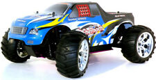 HSP Behemoth 1/10 Scale 4WD Off-road Nitro Fuel Powered Monster Truck RC Car RTR