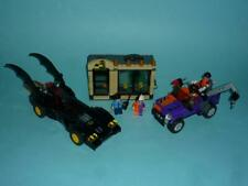 LEGO SUPER HEROES  6864  BATMOBILE AND THE TWO-FACE CHASE  WITH INSTRUCTIONS