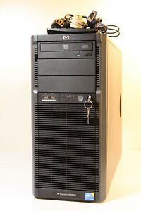 Server HP ProLiant ML150 G6 Intel Xeon E5504 4x2,00GHz PC3-20GB SATA-750GB