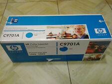 HP C9701A TONER CIANO ORIGINALE HP LASERJET 1500/2500 NUOVO