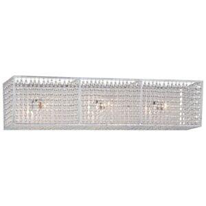 Minka Metropolitan Saybrook 3 Light Bath, Catalina Silver - N2733-598