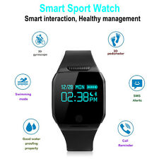 Bluetooth Smart Bracelet Swimming Waterproof for Samsung Galaxy S3/S4/S5/S6 Note
