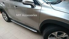 NX Running boards side step Factor style for 2015-on LEXUS NX200t NX300h F-sport
