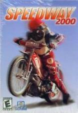 Speedway 2000 PC CD motorbike stadiums Grand Prix dirt track bike racing game!