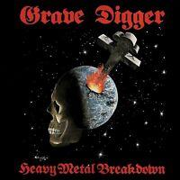 Grave Digger : Heavy Metal Breakdown CD Expanded Album (2018) NEW
