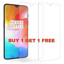 Tempered Glass Film Screen Protector For OnePlus 6T GORILLA Premium TWIN PACK