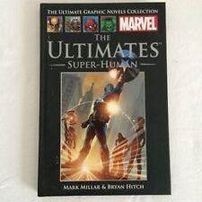 Marvel Comics, The Ultimates, Super - Human, Hardback Graphic Novel