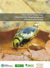 Atlas of the Predaceous Water Beetles (Hydradephaga) of Britain and Ireland by G