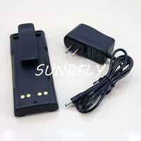 For MOTOROLA 5.5Ah NTN7143 NTN7144 Li-ion Battery HT1000 HT6000 MT2000 MTS2000