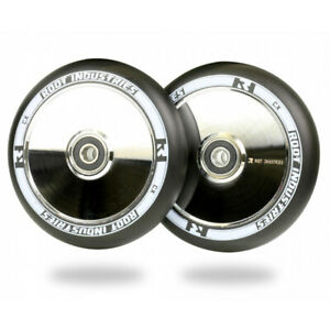 Root Industries Air 110mm Scooter Wheels - Black Mirror (Set of 2)