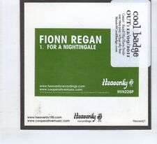 (HR108) Fionn Regan, For A Nightingale - 2011 DJ CD
