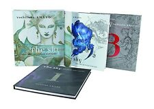 The Sky: Art of Final Fantasy Slipcased Edition Hardcover Book [Yoshitaka Amano]