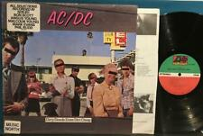 AC/DC DIRTY DEEDS DONE DIRT CHEAP~VG++/NM-~SHRINK~HYPE~AT/GP~PIROS~ANGUS YOUNG