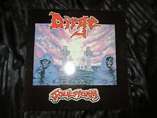 Dirge - Soulstorm - LP Thrash Hardcore Punk