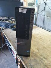 Dell Optiplex 9010 Desktop PC i7 3770 Quad Core CPU 640GB HDD 4GB RAM Win 10