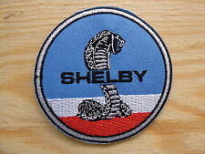 ECUSSON PATCH THERMOCOLLANT SHELBY ac cobra ford mustang gt 350 500 v8 le mans