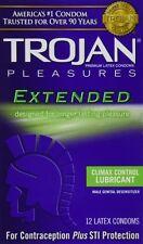 Trojan Extended Pleasure 36 - (12 pack x 3 Condoms)