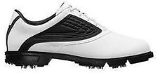 Adidas Adicore ZTraxion Golf Shoe White / Black 10.5 US