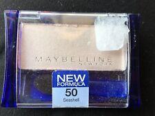 Maybelline Expert Wear Eye Shadow Seashell 50S Single Eyeshadow - Rare
