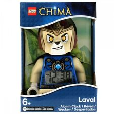 LEGO Kids 9000560 Legends of Chima Laval Mini-Figure Alarm Clock