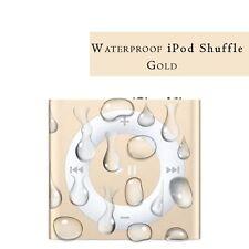 Waterproof Apple iPod shuffle newest generation 2GB Gold BRAND NEW.