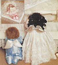 McCall's 2445 OOP Praying Angel Dolls Craft Pattern