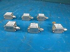 Lot Of 6 Harris Farinon Ferrites 94-105061 Option 013 Isolator